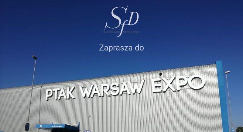 Meble SFD na Warsaw Home 2016!