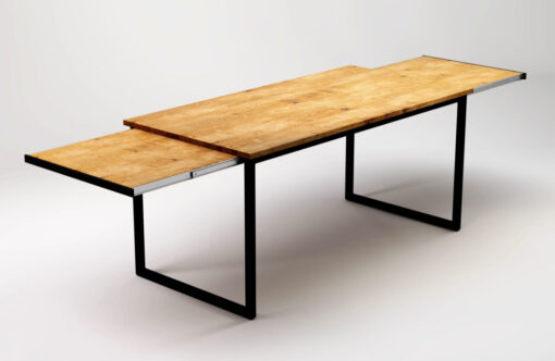 BASIC VIS extendable dining table