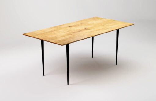BLACK MAGIC modern dining table