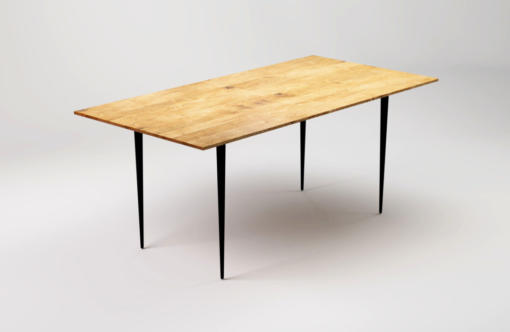 BLACK MAGIC modern dining table