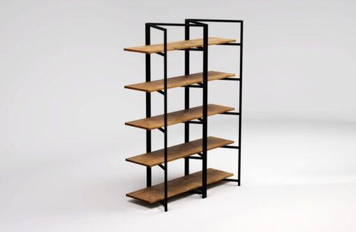 BONITO BLACK bookshelf