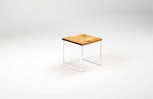 LIGHT KUB square coffee table