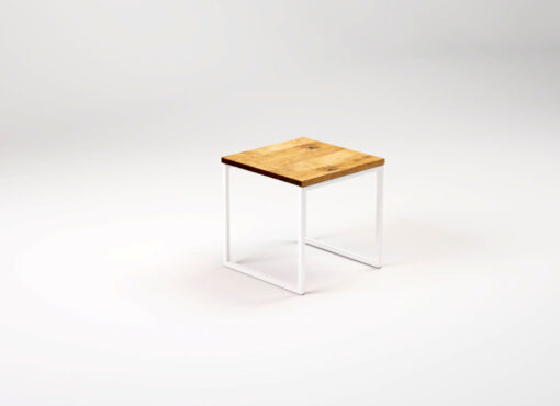 LIGHT KUB square coffee table