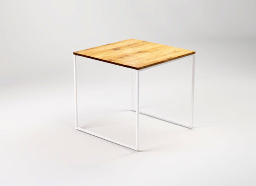 Light Kvadrat square table