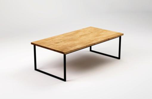 BASIC TIO modern industrial coffee table