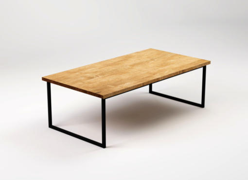 BASIC TIO modern industrial coffee table