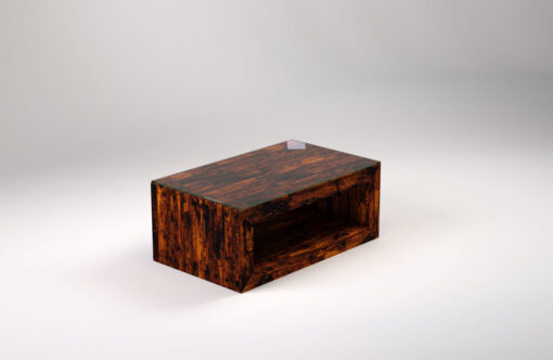ROBUST wooden coffee table