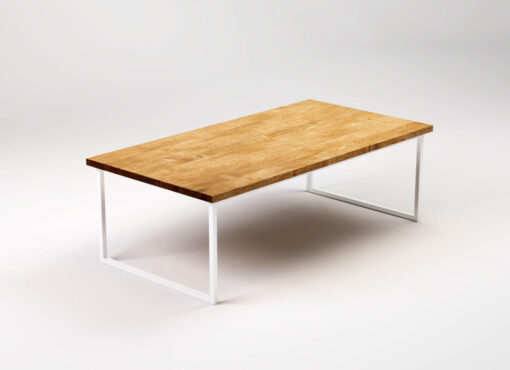 BASIC TVÅ Scandinavian coffee table