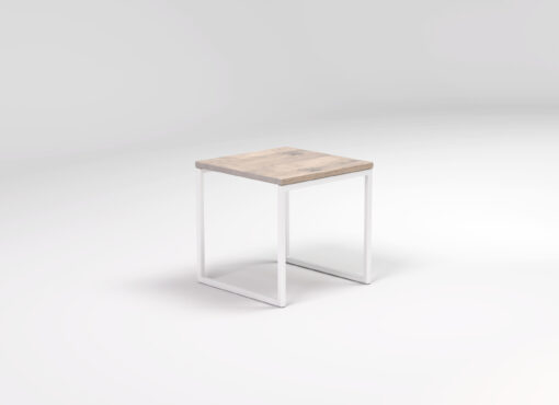 KUB white coffee table