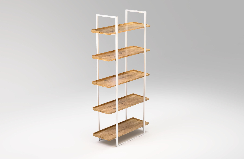 niva-white-bookcase-sfd-ikona