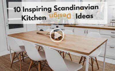 10 Inspiring Scandinavian Kitchen Design Ideas.