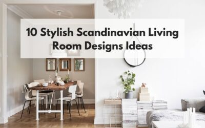 10 Stylish Scandinavian Living Room Designs Ideas