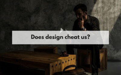 Does design cheat us