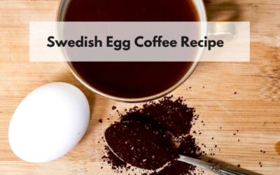 Swedish Egg Coffee Recipe
